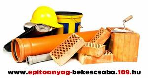 Építőanyag szakáruház Hőszigetelés Gipszkarton Békéscsaba 942900cf6b